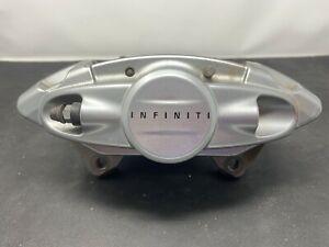 08-15 Infiniti G37 Q60 Brake Caliper - Passenger Rear Right Rear Akebono ✅ 1312U