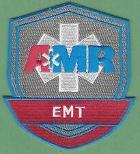 AMR AMERICAN MEDICAL RESPONSE EMT EMERGENCY MEDICAL TECHNICIAN PATCH