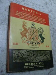 Herter's Inc   Wholesale Catalog No. 81   c 1971   Hunting & Fishing