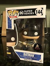 Funko POP! Batman Bruce Wayne DC Comics Skeleton *Hanuman Custom *NEW