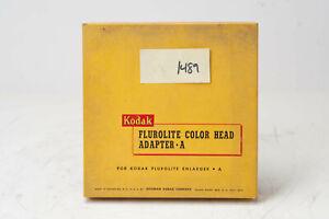 Kodak Flurolite Enlarger Color Head Adapter A N5899