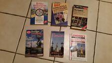 6 Books:Hotels;Restaurants;Farms;Europe;London;Britian;Guesthouses;B&B's;Ski Res