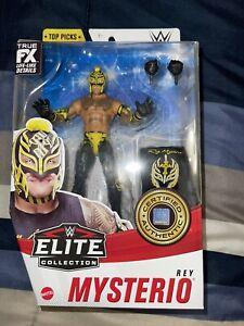 "WWE Elite Collection ""REY MYSTERIO"" Figure Top Picks 2021 🔥"