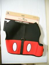 "New Disney Tails Mickey Mouse Comfort Dog Pet Harness X-Large 90-140lbs 26""-28"""