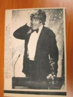 Vtg Wire AP Press Photo Robert Redford Ordinary People Academy Award Oscar #1