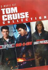 TOM CRUISE COLLECTION (TOP GUN / MI 3 / GHOST PROTOCOL) (3-MOVIE SET) (DVD)