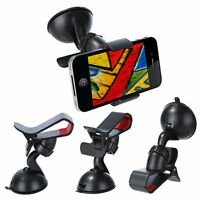 Universal 360°Rotating Car Windshield Mount Holder Stand Bracket for Phone KY