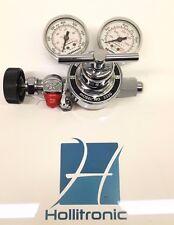 Matheson 3320 Gas Regulator Meter Measure Pressure 112A Valve