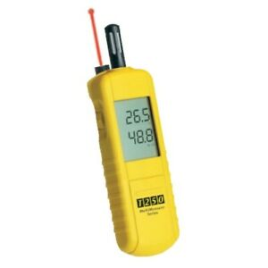 Trotec T250 IR THERMO HYGROMETER (Supplied with Australian Tax Invoice)