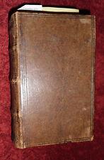Originale lateinische antiquarische Bücher mit Religions-Genre von 1700-1799