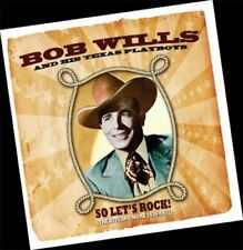 Bob Wills And His Texas Playb - So Lets Rock [CD]