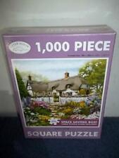 COUNTRY COTTAGE - OTTER HOUSE PUZZLE - 1000 PIECE JIGSAW - NEW & SEALED - RARE