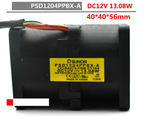 SUNON 4056 PSD1204PPBX-A 12V 13.08W Ball Bearing Dell DELL Server 0KVVP3