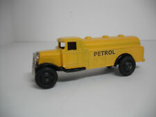 VINTAGE DINKY TOYS MECCANO #25d  PETROL TANK WAGON RESTORED NM !!