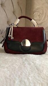 Zara Leather Handbag NWT