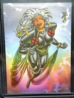 1993 Skybox X-Men Series II 2 Hologram Subset Card H-3 Storm Chase Card