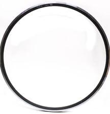 DRC SRL Rim 622 x 13.90 Aluminum Alloy 700c Black 24 Hole Italian NEW