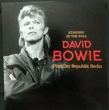 David Bowie Standing by the Wall 4 x Splatter Vinyl LP rare