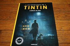 Tintin   l'album du film Herge Occasion Livre