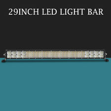 Quad-Row 29Inch 3360W Led Light Bar Combo Offroad 4WD Truck ATV For Jeep 32'' 30
