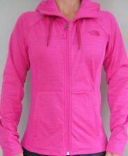 New Womens North Face Ladies Castle Crag Hoody Jacket Black Grey Purple Pink