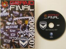 A-LEAGUE GRAND FINAL...2006/2007 MELBOURNE VICTORY...ALL REGION PAL DVD