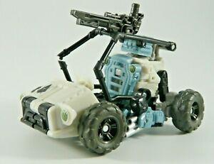 Transformers DOTM, Scout Class, Half Track