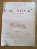 LE MONDE ILLUSTRE 1914 N°3040 - GENERAL ROQUES
