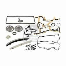 Timing Chain Kit With Gears (Fits: Vauxhall) | Febi Bilstein 49409 - Single