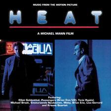 """""""HEAT"""" (1995) Soundtrack CD ft. Kronos Quartet, Elliot Goldenthal, U2++ *SEALED*"""