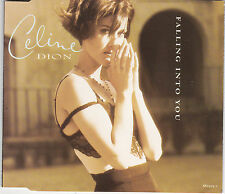 MAXI CD CELINE DION 3 TITRES FALLING INTO YOU LE BALLET (GOLDMAN) DE 1996