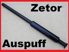 Zetor Ersatzteile ( Auspuff - Schalldämpfer - beschichtet mit  Emalie / NEU