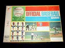1969 Milton Bradley  OFFICIAL BASEBALL GAME Original Unused  Complete