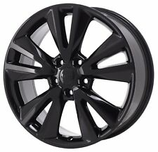 "20"" JEEP GRAND CHEROKEE ALTITUDE BLACK WHEEL RIM FACTORY OEM 2011 2012 2013 2393"