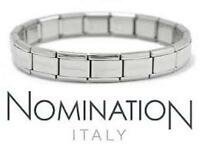Nomination Italy Nominations Classic Composable Charm Bracelet Gift Tool