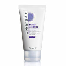 Avon Clearskin Blemish Clearing OVERNIGHT TREATMENT salicylic acid & oil free