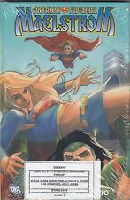 SUPERMAN / SUPERGIRL: MAELSTROM (deutsch) HC / VARIANT - COMIC ACTION 2011 - OVP