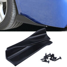 Universal Car Side Skirt Rocker Splitters Winglet Wings Canard Diffuser Spoiler
