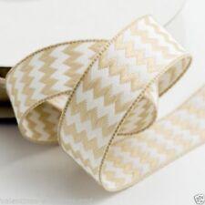 Jacquard Solid Ribbons & Ribboncraft