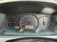 TOYOTA HIACE INSTRUMENT CLUSTER DIESEL, AUTOMATIC, KDH, 02/14-
