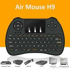 H9 mini keyboard teclado inalambrico wireless remote air mouse touchpad android
