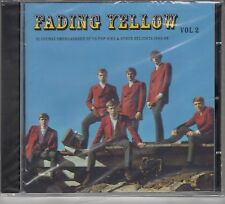 VA - Fading Yellow Vol.2, 21 Course Smorgasbord Of US Pop Sike & Other Delights