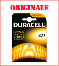 BATTERIA DURACELL A BOTTONE MOD D377/ V377 / SR66