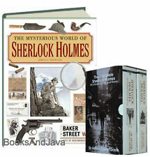 Complete Sherlock Holmes 2 Vol (pb) & Myserious World of Sherlock Holmes (hc)