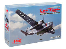 New ListingIcm 48282 1/48 Usaf A-26 Invader B-15 Attack Gunship Korean War /Usa Location/