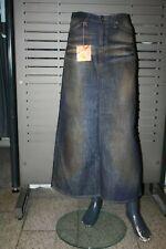 Mavi Jeans Jupe Rita 818-566 Drtydark Délavé Neuf