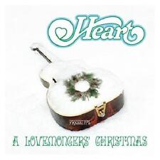 Heart A Lovemongers Christmas CD NEW SEALED 2004