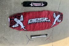 Best Kite Kiteboarding Trainer Kite Kit 72 in. X 26 in. (Euc)