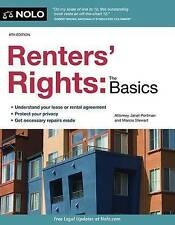 NEW Renters' Rights: The Basics by Janet Portman Attorney