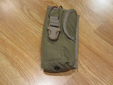 Eagle Allied Industries MJK Khaki 1000D KH MBITR Padded Radio Pouch 2008 SFLCS